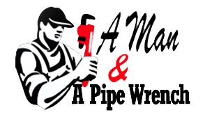 Omaha's Best Plumber! A Man and a Pipe Wrench
